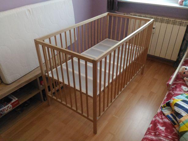 Łóżeczko niemowlęce IKEA Sniglar 120cm x 60cm