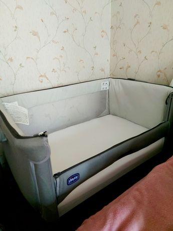 Кроватка Next2me Magic