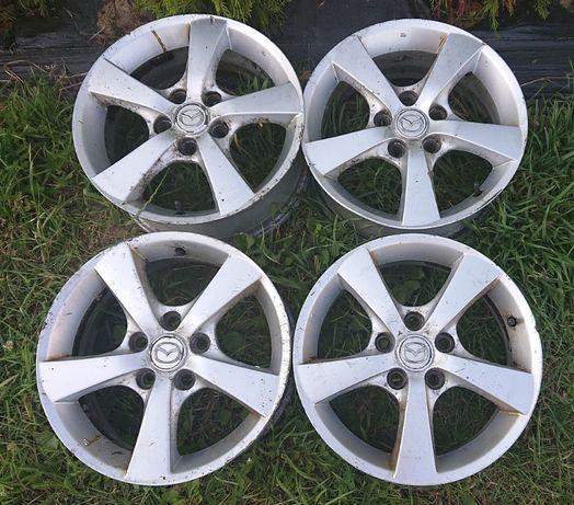 Felgi aluminiowe Mazda 6