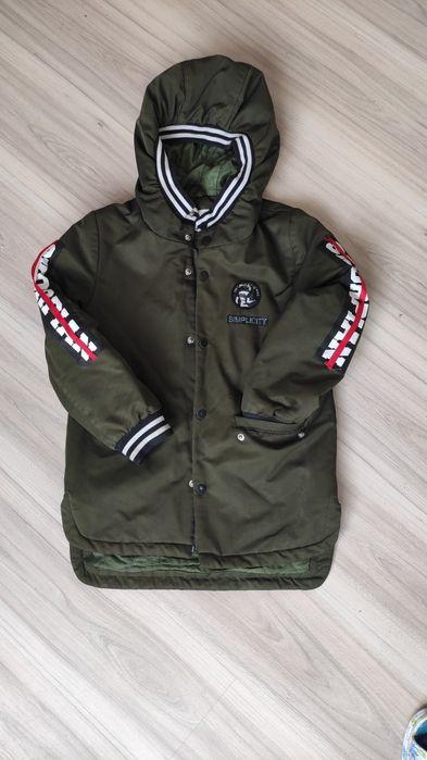 Куртка демисезонная,осенняя,парка Черновцы - изображение 1