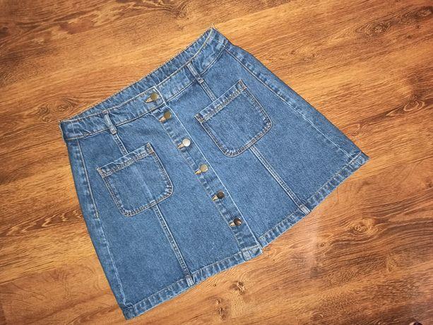 Юбка джинсовая юбченка для девушки размер М-Л(38)