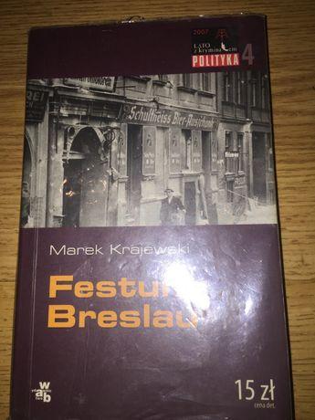 Marek Krajewski - Festung Breslau