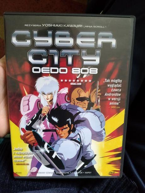 Anime Cyber City