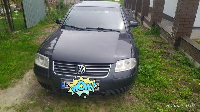 Volkswagen Passat B5+1.9 TDI