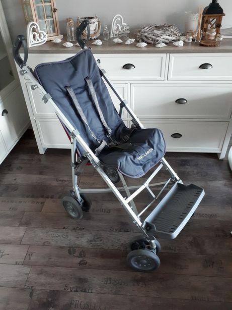 Maclaren wózek inwalidzki do 50kg