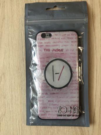 Case obudowa etui Twenty One Pilots Top Iphone 6s
