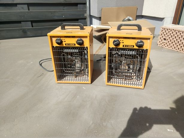 Sprzedam nagrzewnice Master B3 ECA 230V