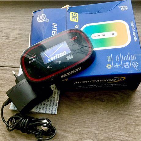 Novatel MiFi 5510L CDMA роутер 14,7 мбит/с rev B, комплект, антенна