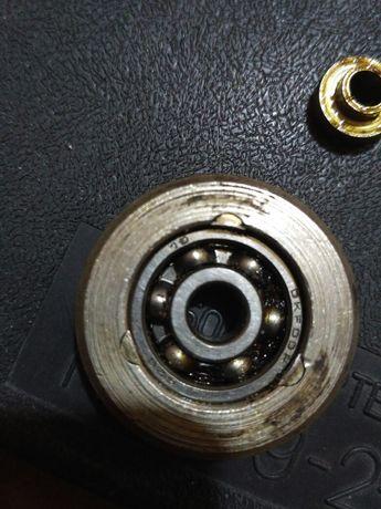 Ролики с проточкой с подшипником 626 dkfdor для раздвижных дверей авто