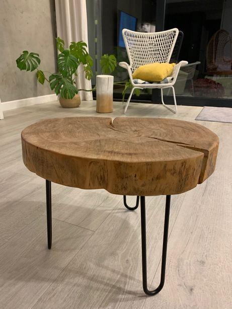 Stolik drewniany, stolik kawowy