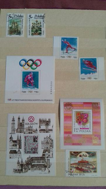 Stare znaczki (zestaw 4)