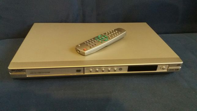 Odtwarzacz Sharp DVD DV-SV80