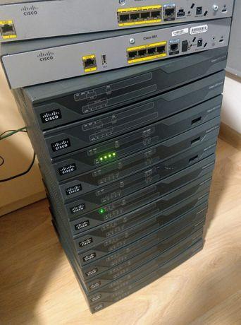 14szt Router Cisco C881-K9 - 880 Series Integrated Services Routers