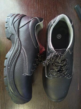 Продам ботинки work safety shoes Novara