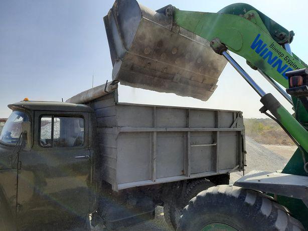 Шлак щебень вывоз мусора