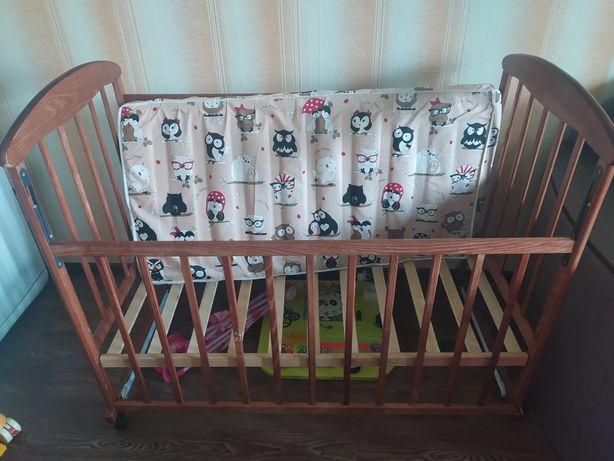 Кроватка детская с ящиком СРОЧНО!!!