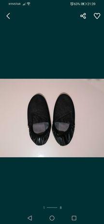 Чешки Pellagio 31 р. 19,5 см тапочки для танцев балетки