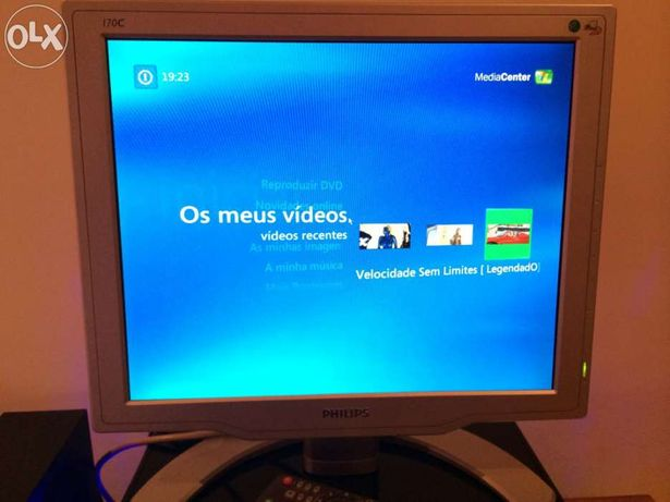 Monitor lcd Philips, 170C5, 17""