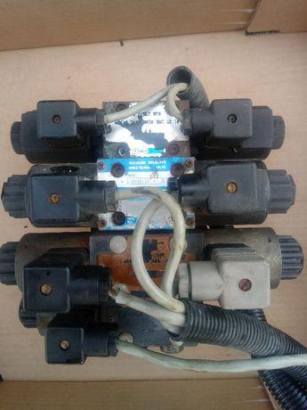 Elektrozawory + sterowanie do opryskiwacza Douven Partner (John Deere)