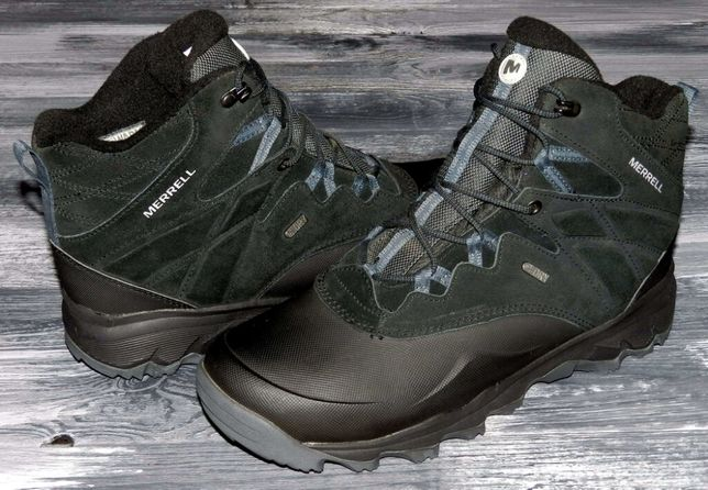 43 Зимние ботинки MERRELL THERMO Кожаные Waterproof Мужские