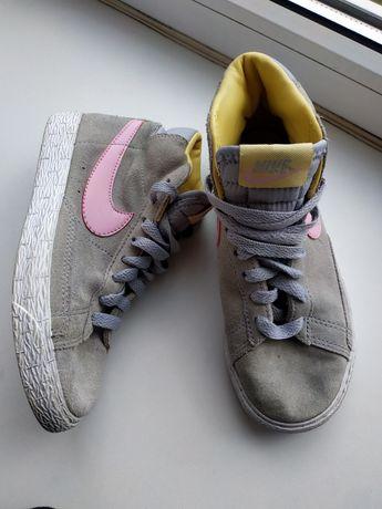 Кроссовки (хайтопы) для девочки Nike p.30 (Кросівки для дівчинки)