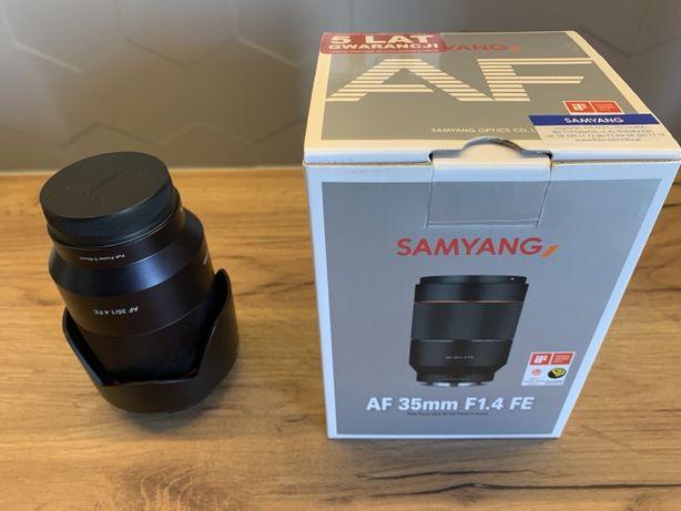 Samyang Sony  35 mm AF f 1.4 FE