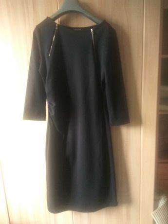 Czarna sukienka roz M