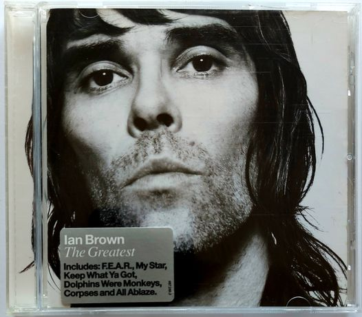 Ian Brown The Greatest 2005r