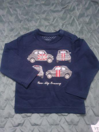 Mayoral bluzka dla chłopca r. 80