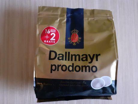 Kawa Dallmayr prodomo saszetki 16+2