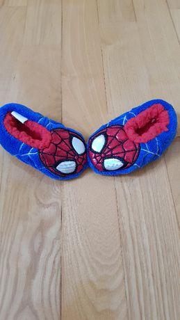 NOWE Kapcie dziecięce Spiderman-Marvel