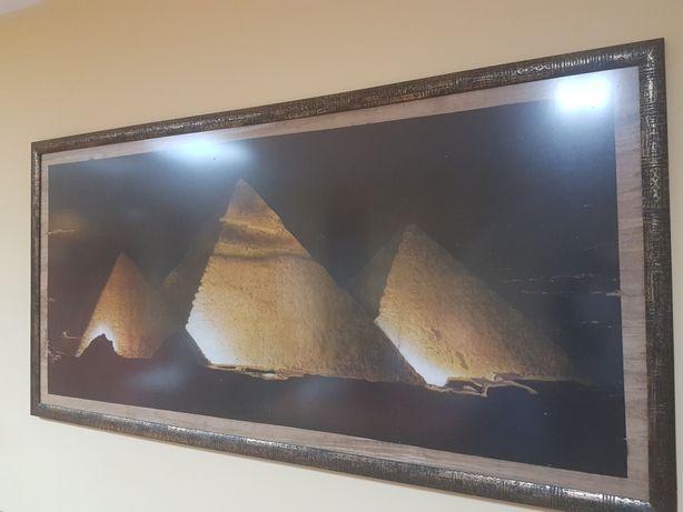 Obraz Piramidy Papirus