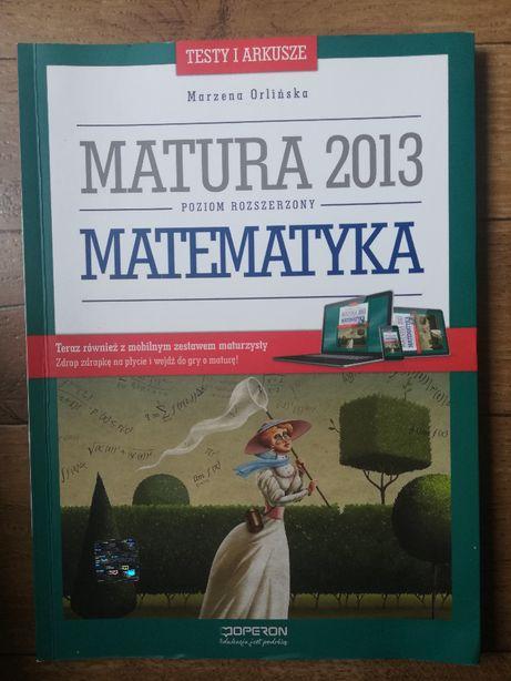 Matura 2013 matematyka poziom rozszerzony, Operon