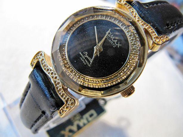Часы кварцевые OMAX женские,2002 года выпуска, новые,механизм EPSON