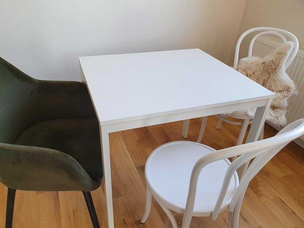 Stół rozkładany IKEA VANGSTA biały