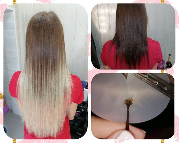 Наращивание волос Черкассы / Нарощування волосся Черкаси