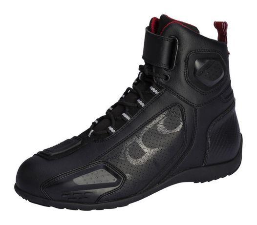 Krótkie,miejskie buty na motor,na miasto z suwakiem IXs Rs-400 jak TCX