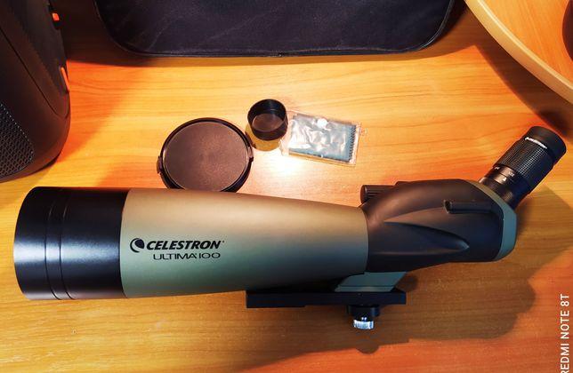 Зрительная труба Celestron Ultima 100