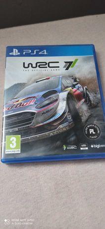 Gra WRC7 ps4 wersja PL