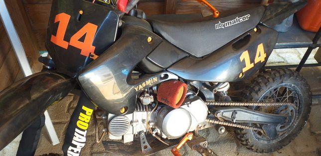 Pitt bike 140 Com motor potenciado