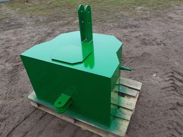 Obciążnik balast tuz tur 800 kg  1000 kg 1200 kg