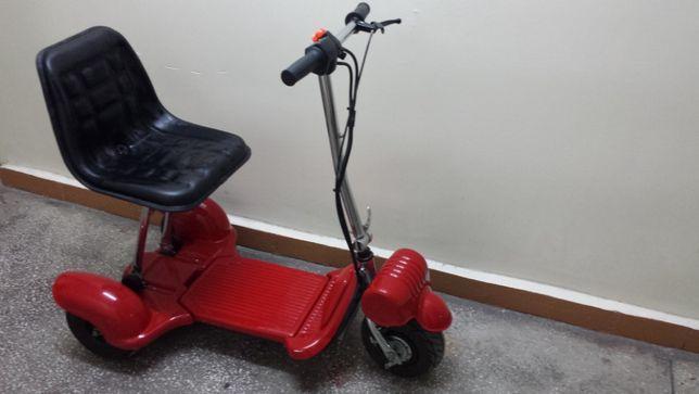 Wózek inwalidzki elektryczny / Skuter