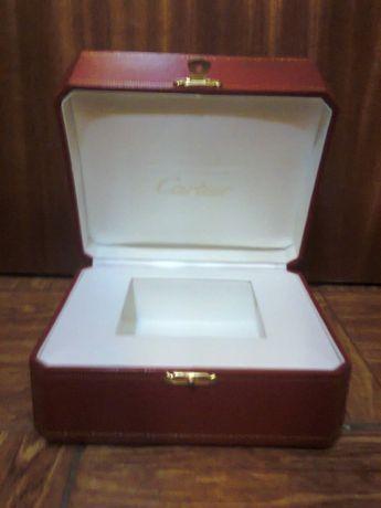 caixa cartier relógio para colecionadores
