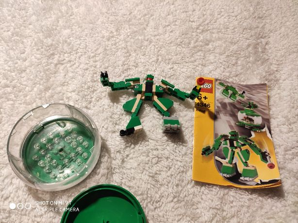 Klocki LEGO X-Pod dwa zestawy