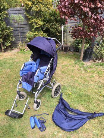 Wózek dla dzieci niepełnosprawnych Vermeiren Gemini
