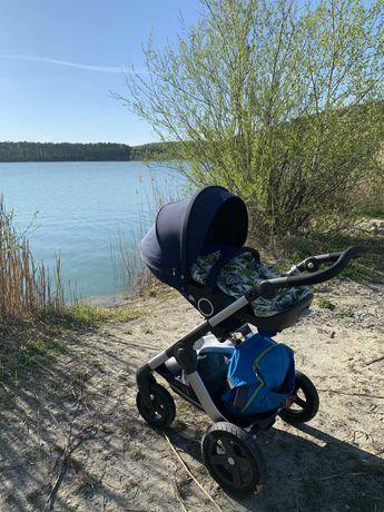 Прогулянкова коляска Stokke Trailz
