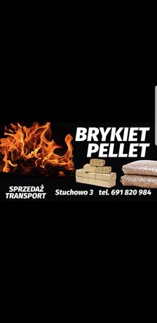 Pellet drzewny PROMOCJA 650 zł
