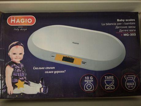 Продам детские весы MAGIO MG-303