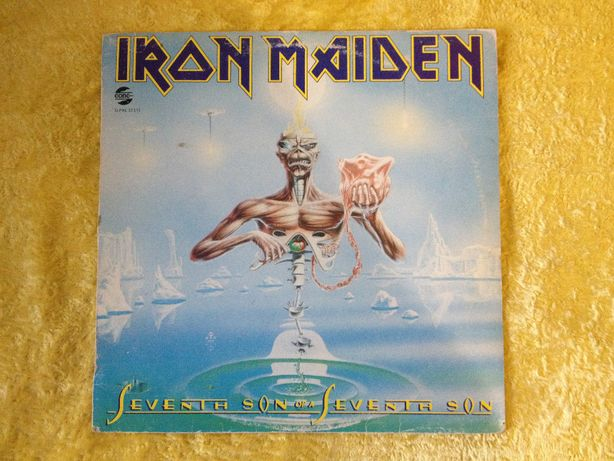 Винил Iron Maiden - Seventh Son of a Seventh Son
