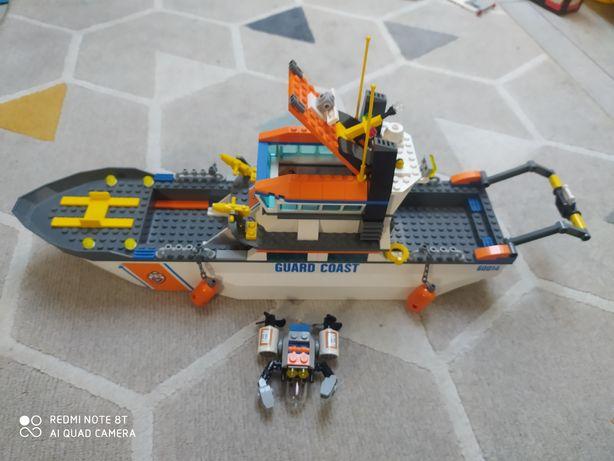 LEGO CITY 60014 Straż przybrzeżna